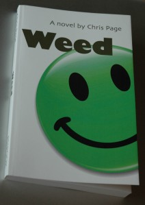 weed paperback cover
